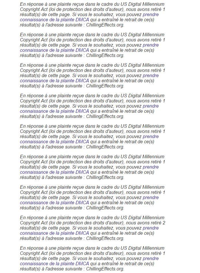 google-droit